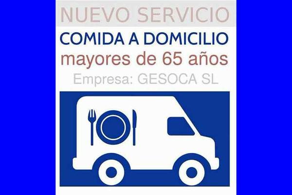 Cañete de las Torres: Nuevo servicio de comida a domicilio p ...