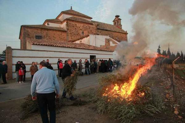 Llega la Fiesta de las Candelarias a Villafranca de Córdoba
