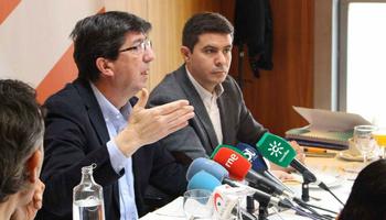 """Cs registra su propuesta de reforma de la RTVA para """"que est ..."""