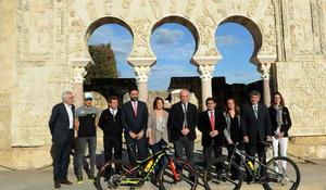 Córdoba acoge la presentación de la Andalucía Bike Race, una ...