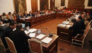 El Pleno de la Diputación aprueba destinar 1,9 millones de e ...