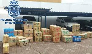 La Policía Nacional detiene a 155 personas y desmantela una  ...
