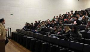 Alumnos Italianos de Turismo y Marketing conocen Córdoba