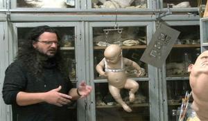 La escultura más cinematográfica tiene su casa en Santa Cruz ...